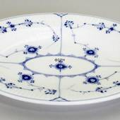 Blue Fluted, Plain, Serving Dish, Royal Copenhagen 26cm