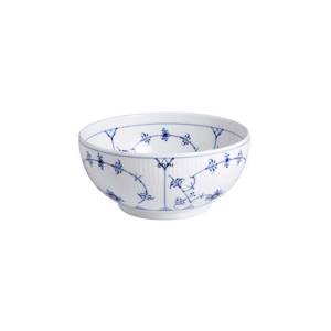 Blue Fluted, Plain, bowl, capacity 110 cl., Royal Copenhagen | No. 1101456 | Alt. 1017190 | DPH Trading