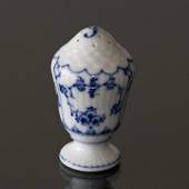 Blue Fluted, Plain, Pepper Pot, Royal Copenhagen
