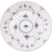 Blue Fluted, Plain, Plate, Royal Copenhagen 15cm