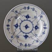 Blue Fluted, Plain, Plate, Royal Copenhagen 17cm
