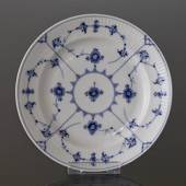 Blue Fluted, Plain, Plate, Royal Copenhagen 22cm