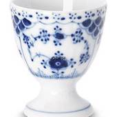 Blue Fluted, Half Lace, Egg cup, Royal Copenhagen