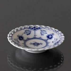 Blue Fluted, Full Lace, round small dish, Royal Copenhagen | No. 1103330 | Alt. 1-1004 | DPH Trading