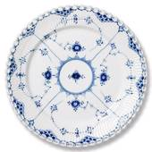 Blue Fluted, Full Lace, Plate, Royal Copenhagen 22cm