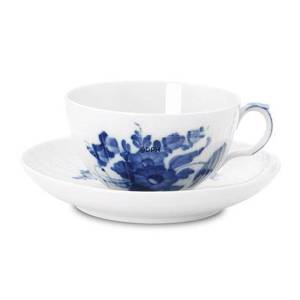Blue Flower, Curved, Tea Cup, Royal Copenhagen