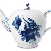 Blue Flower, Curved, Teapot, capacity 100 cl., Royal Copenhagen