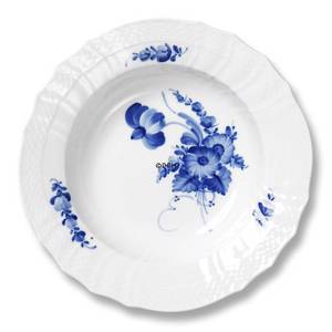 Blue Flower, Curved, Soap Plate, Royal Copenhagen ø22cm