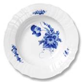 Blue Flower, Curved, Soap Plate, Royal Copenhagen ø24cm
