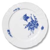 Blue Flower, Curved, Cake Plate, Royal Copenhagen ø15cm