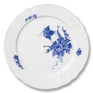 Blue Flower, Curved, Plate, Royal Copenhagen ø20cm | No. 1106620 | Alt. 10-1624 | DPH Trading