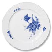 Blue Flower, Curved, Plate, Royal Copenhagen ø22cm