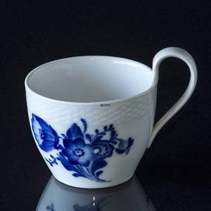 Blue Flower, Braided, Coffee cup with high handle WITHOUT saucer, Royal Copenhagen | No. 1107089-U | DPH Trading