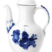 Blue Flower, Braided, Coffee Pot Royal Copenhagen