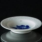 Blue Flower, Braided, small round dish, Royal Copenhagen
