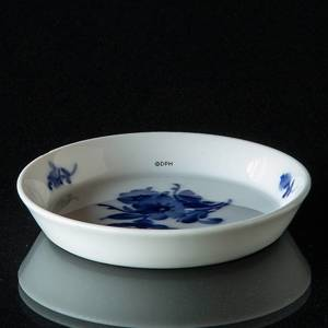 Blue Flower, Braided, small round dish, Royal Copenhagen Ø9CM | No. 1107332 | Alt. 10-2422 | DPH Trading