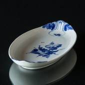 Blue Flower, Braided, oval Pickle Dish 26cm