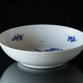 Blue Flower, Braided, Salad Bowl, small 21.5 cm