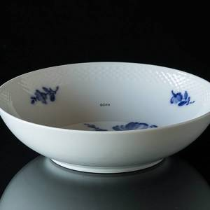 Blue Flower, Braided, Salad Bowl, small 21.5 cm | No. 1107577 | Alt. 10-8060 | DPH Trading