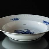 Blue Flower, Braided, Soup plate Ø25,5cm