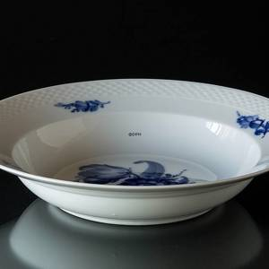 Blue Flower, Braided, Soup plate Ø25,5cm | No. 1107606 | Alt. 10-8107 | DPH Trading
