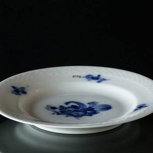 Blue Flower, Braided, plate, Royal Copenhagen 17.5cm | No. 1107617 | Alt. 10-8093 | DPH Trading