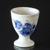 Blue Flower, braided, egg cup