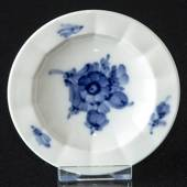 Blue Flower, Angular, small butter dish 9.5 cm