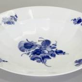 Blue Flower, Angular, soup Plate, Royal Copenhagen 22cm