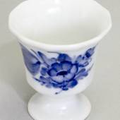 Blue Flower, Angular, Egg Cup