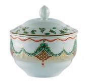 Christmas Joy, Bonbonniere, Sugar bowl with cover, capacity 27 cl, Royal Co...
