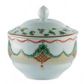 Christmas Joy, Bonbonniere, Sugar bowl with cover, capacity 27 cl, Roy...