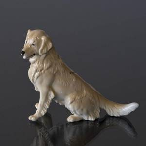 Golden Retriever, Royal Copenhagen dog figurine