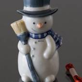 Children´s Christmas Figurine Ornament Snowman 1999, Royal Copenhagen