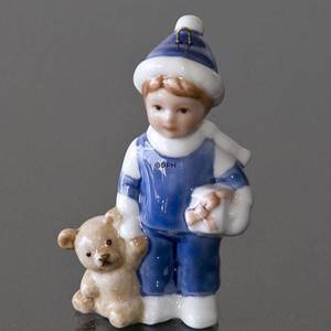 Figurine Ornament Boy 1999, First Edition | Year 1999 | No. 1246736 | DPH Trading