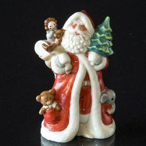 The Annual Santa 2002, A Visit from Santa, figurine