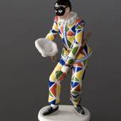 Harlequin, Royal Copenhagen figurine no. 061