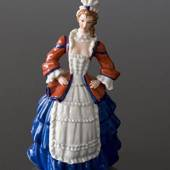 Columbina, Royal Copenhagen figurine n. 062