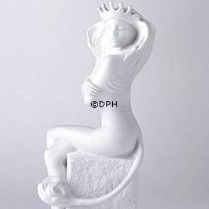 Christel Zodiac Figurines, Leo (23rd july to 22nd August), Royal Copenhagen figurine | No. 1249106 | Alt. 1017309 | DPH Trading