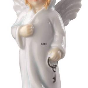 Angel with key, girl Royal Copenhagen | Year 2005 | No. 1249118 | DPH Trading