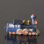 Steam Locomotive, Royal Copenhagen Toys figurine