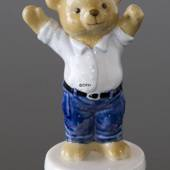 Victor 2005 Annual Teddy Bear Figurine, Royal Copenhagen