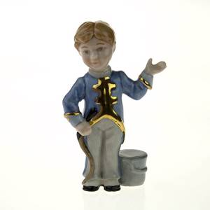 The Little Animal Trainer, Royal Copenhagen figurine from the Mini Circus c...