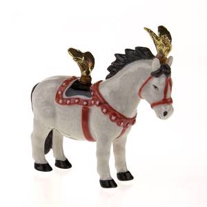 Circus Horse, Royal Copenhagen figurine from the Mini Circus collection series | No. 1249210 | DPH Trading