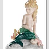 The little Mermaid Hans Christian Andersen figurine, Royal Copenhagen
