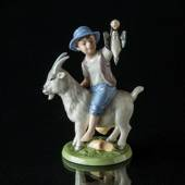 Jack The Dullard Hans Christian Andersen figurine, Royal Copenhagen