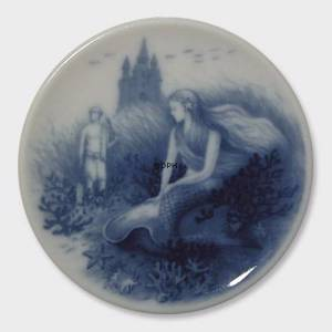 H. C. Andersen Plaquette no. 3, The Little Mermaid, Royal Copenhagen | Year 2005 | No. 1249252 | DPH Trading