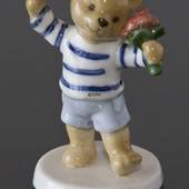Theo 2006 Annual Teddy Bear figurine, Royal Copenhagen