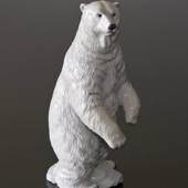 Polar Bear standing, Royal Copenhagen figurine