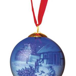 B&G X-mas Ornament, 2007, Christmas in the Countryside | Year 2007 | No. 1249390 | DPH Trading